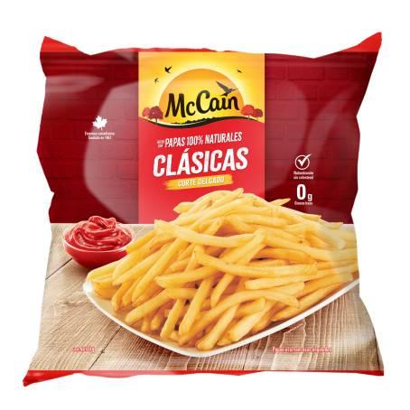 Sams club : 2 kg de papas Corte Delgado Mc Cain