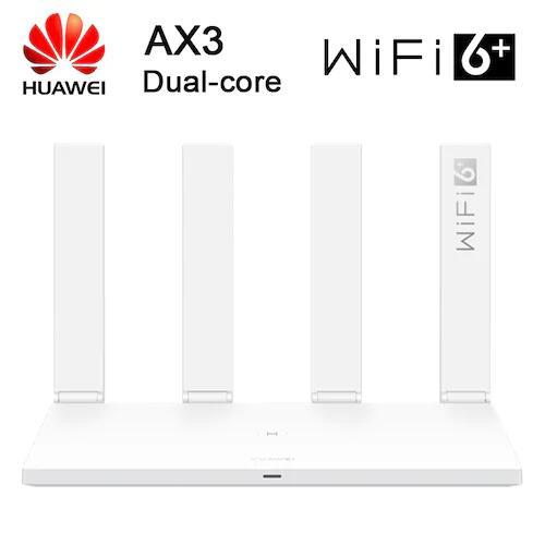 Cyberpuerta: Huawei WiFi AX3 Dual-Core 2.4/5GHz WiFi 6 ($808 con Citibanamex y PayPal + MSI)