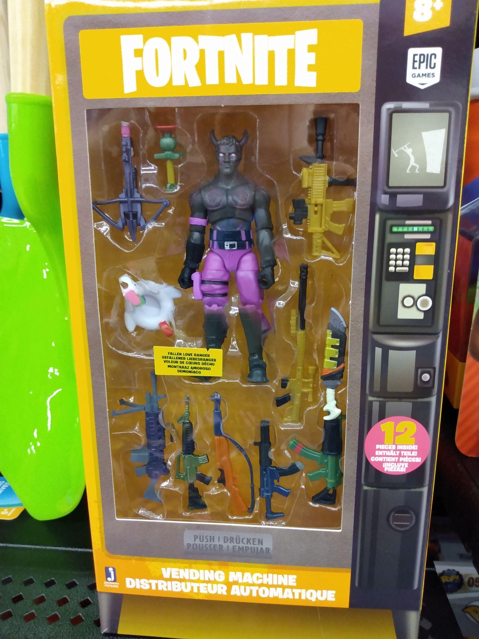 Walmart: juguete fortnite figuras