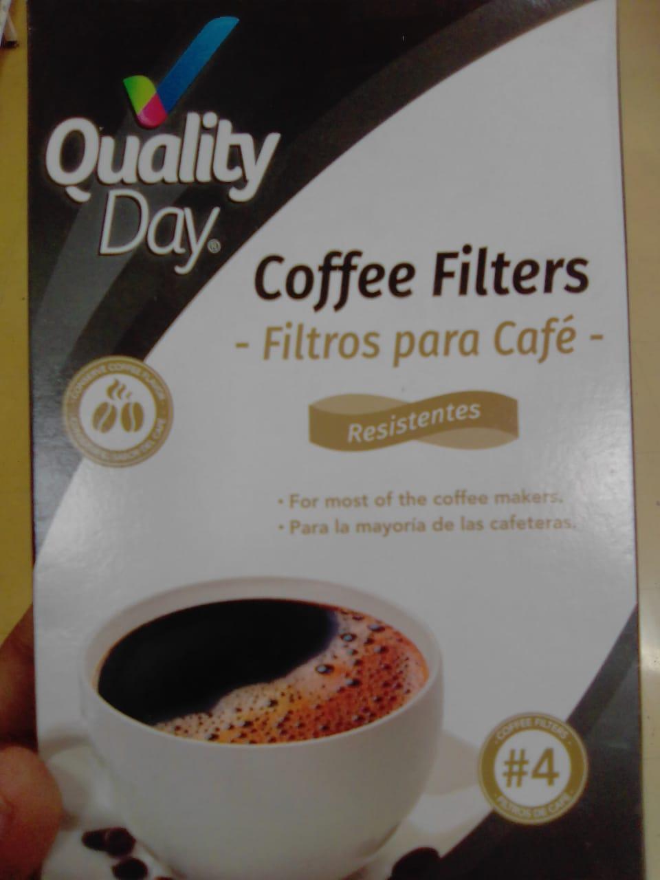 Soriana FILTROS PARA CAFE