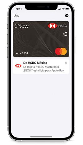 HSBC: Cashback 3% con Apple Pay