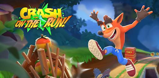 Google Play Crash Bandicoot: On the Run!