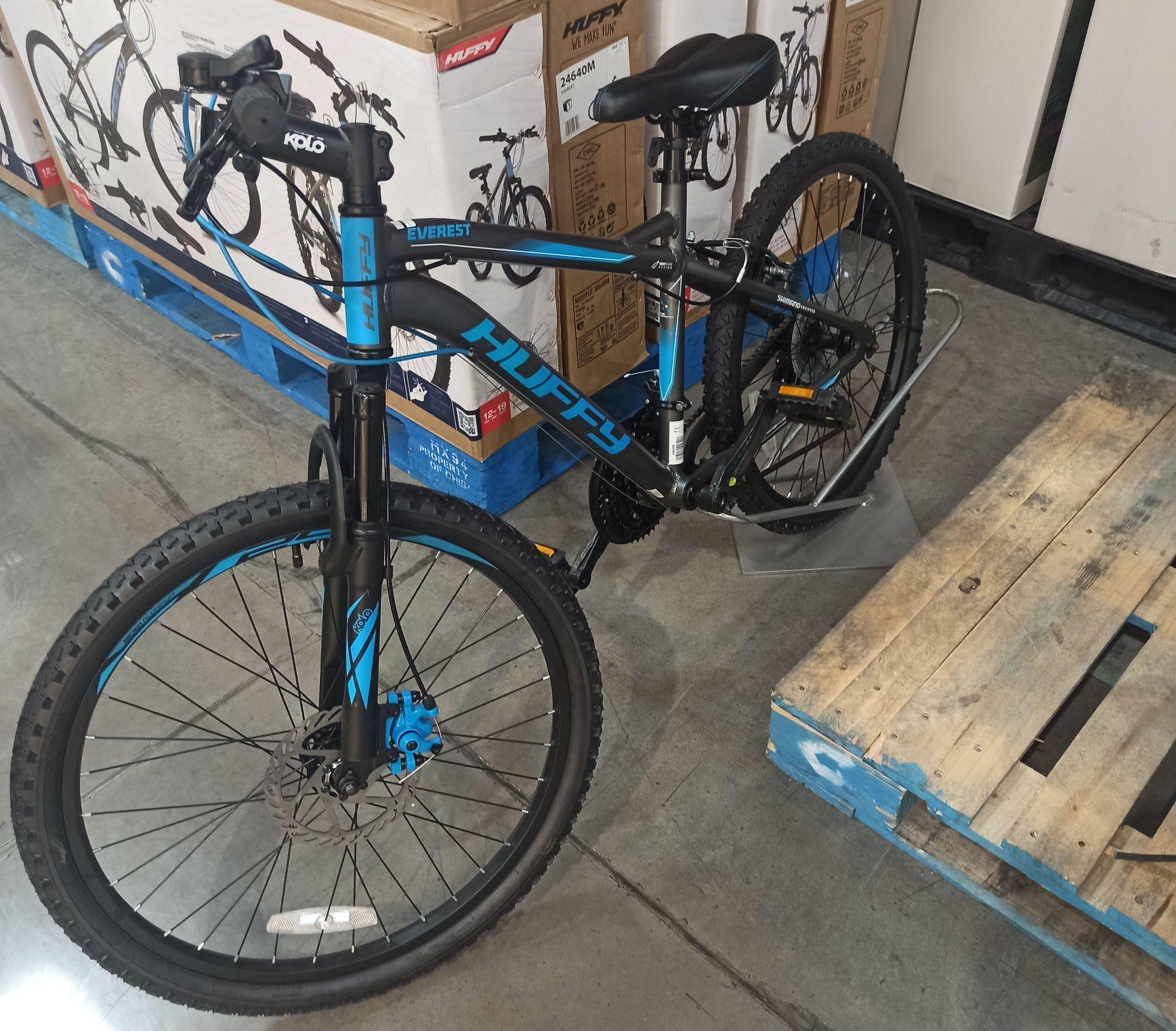 Costco El Palomar Guadalajara Bicicleta de Montaña R24 Huffy Everest precio en sitio de Costco $3599