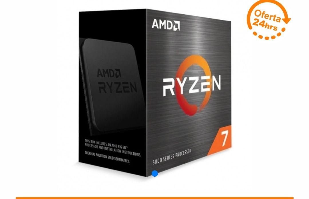 CyberPuerta: Ryzen 7 5800X, S-AM4, 3.80GHz, 8-Core