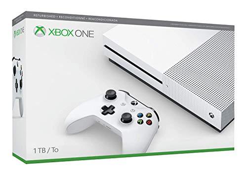 Amazon: Consola Xbox One S 1TB (Reacondicionada)