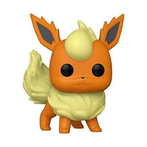 Amazon: Funko Pop! Games. Pokemon - Flareon, Multicolor