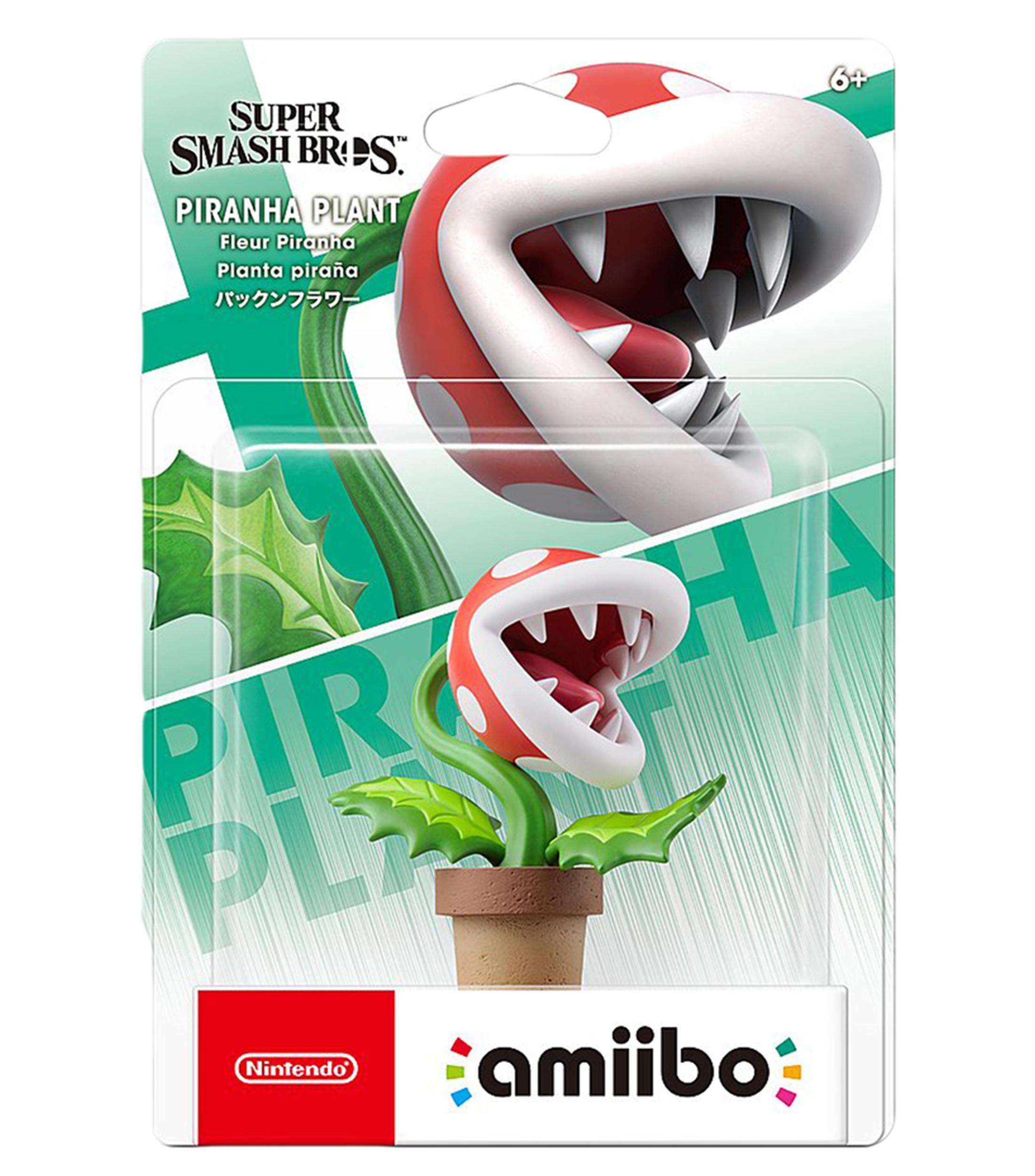 Palacio De Hierro : Amiibos Smash Brothers Series