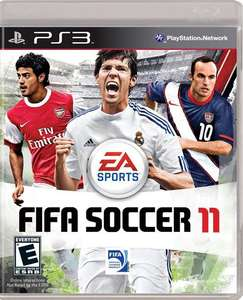 Game Planet : FIFA 11 ps3