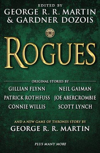 Amazon Kindle: Rogues (George RR Martin, Neil Gaiman, Gillian Flynn, y más)