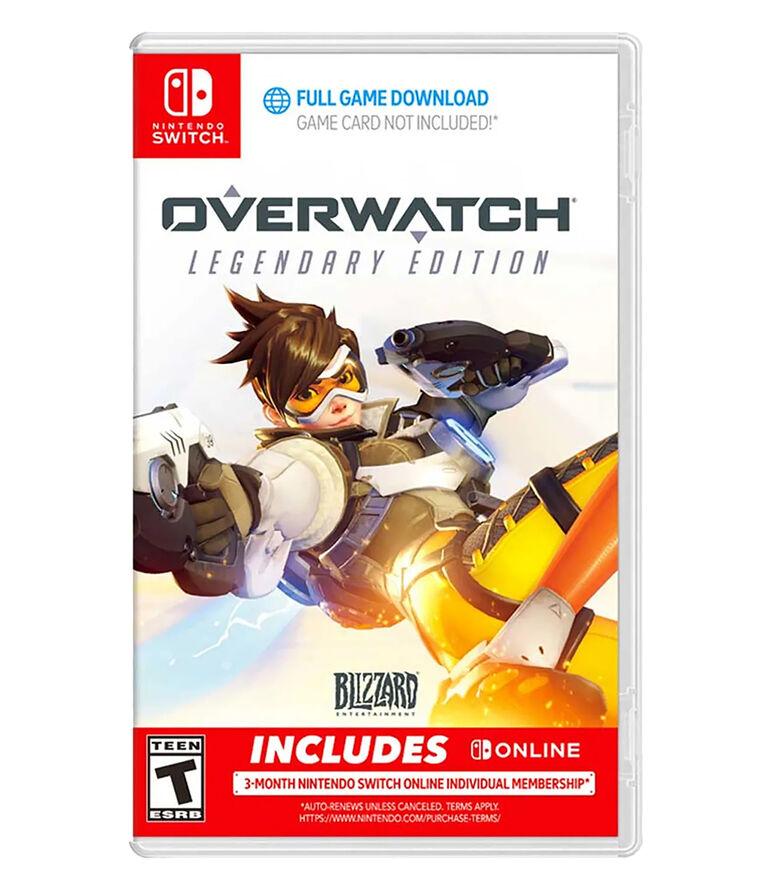 El Palacio de Hierro: Overwatch Legendary Edition de Nintendo Switch