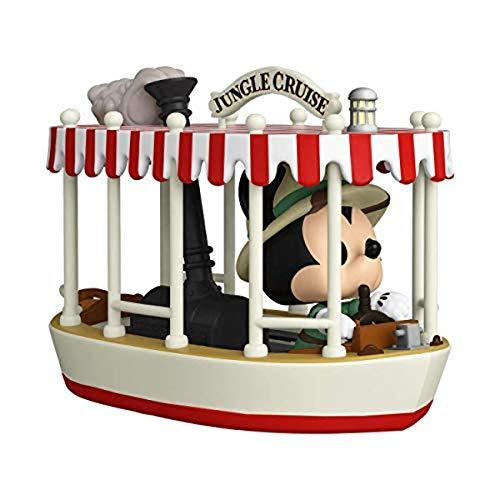 Amazon: Funko Pop Rides: Jungle Cruise - Skipper Mickey en Bote