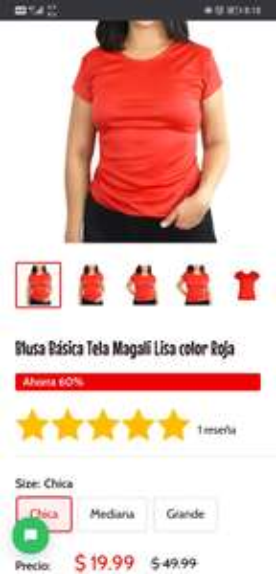 Waldos: Blusa básica y lisa para dama en distintos colores, ya ni en el tianguis.