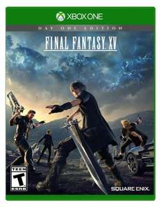 Liverpool: Final Fantasy XV Day One Edition para Xbox one