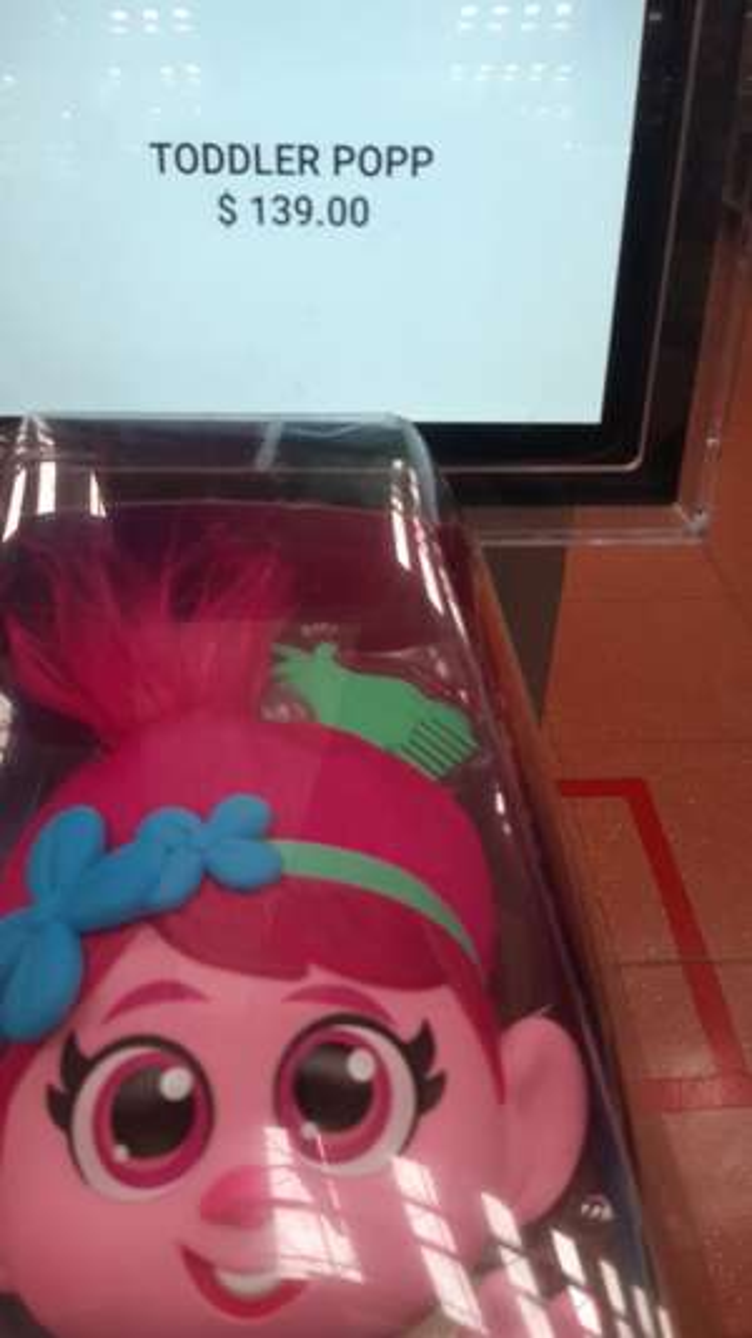Walmart: Poppy world tour