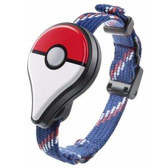 Linio: Bluetooth Inteligente Pulsera Pokemon Go Plus Game-rojo Genérico