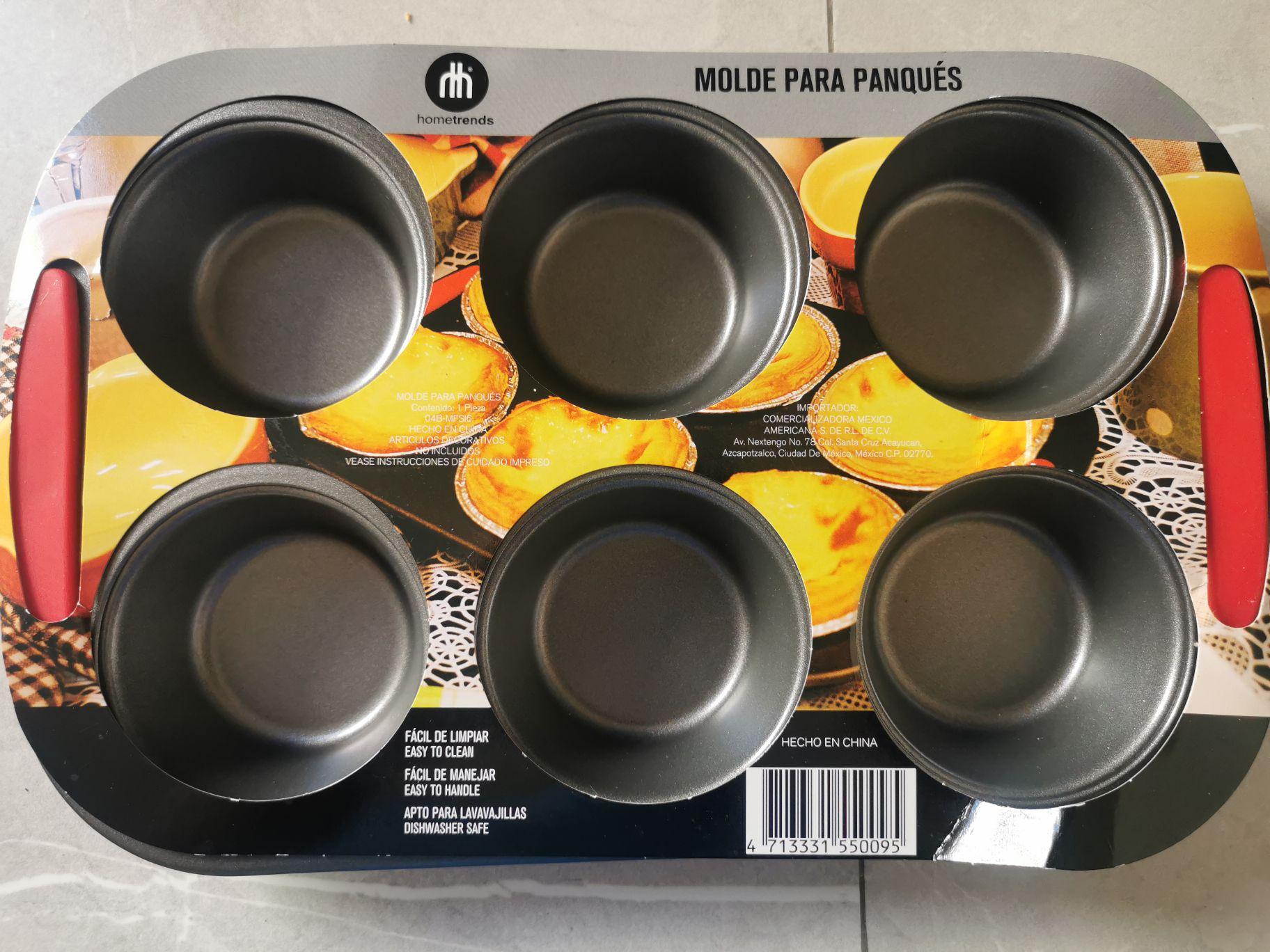 Walmart Mexico 68: Molde para muffins