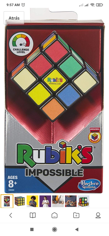 Amazon: Cubo rubik impossible