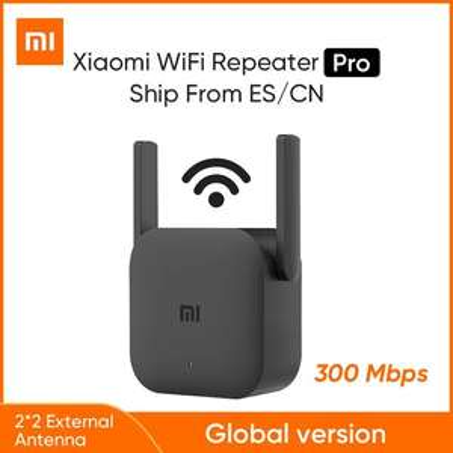 Aliexpress: Xiaomi-repetidor WiFi Mijia Pro versión Global