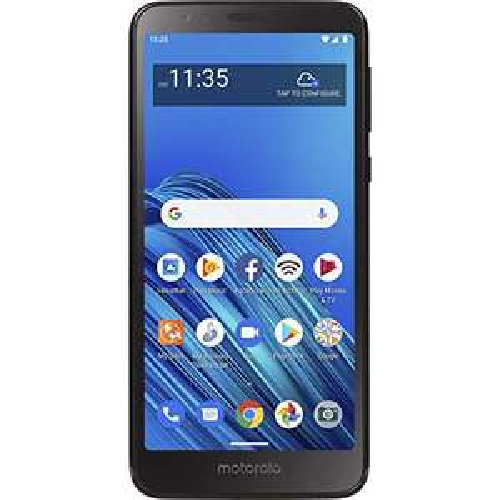 Amazon: Motorola moto E6 de 16gb (Bloqueado) total wireless envío gratis