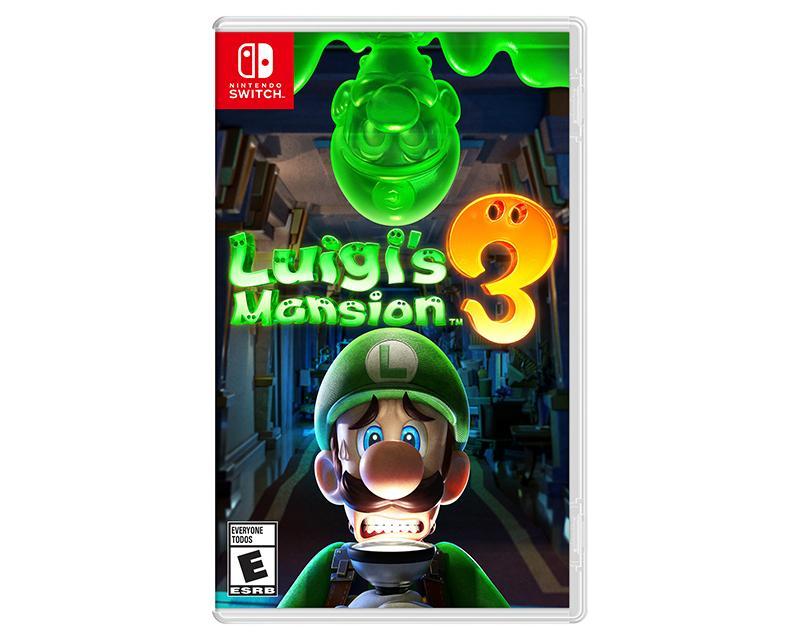 Coppel: Luigis mansion 3