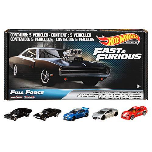 Amazon: Hot Wheels Premium Fast Furious Full Force