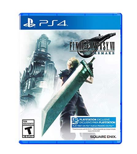 Amazon Final Fantasy VII Remake PS4