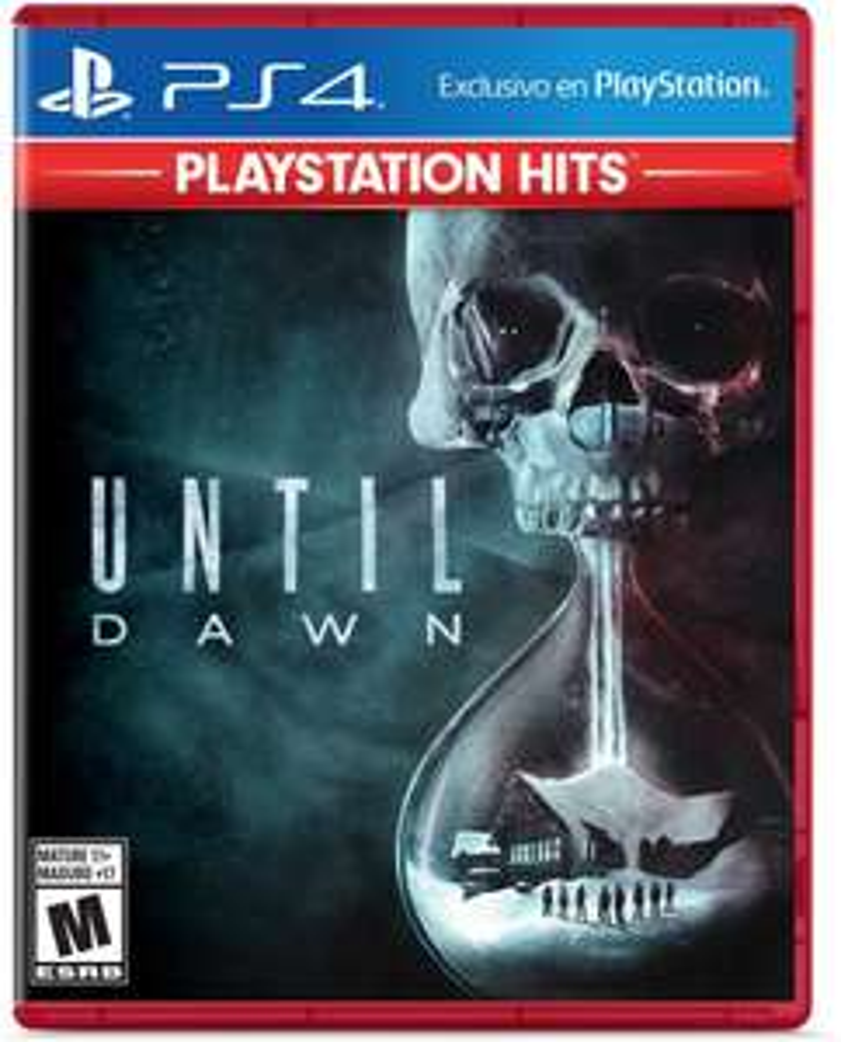 Amazon: Until Dawn - PlayStation 4