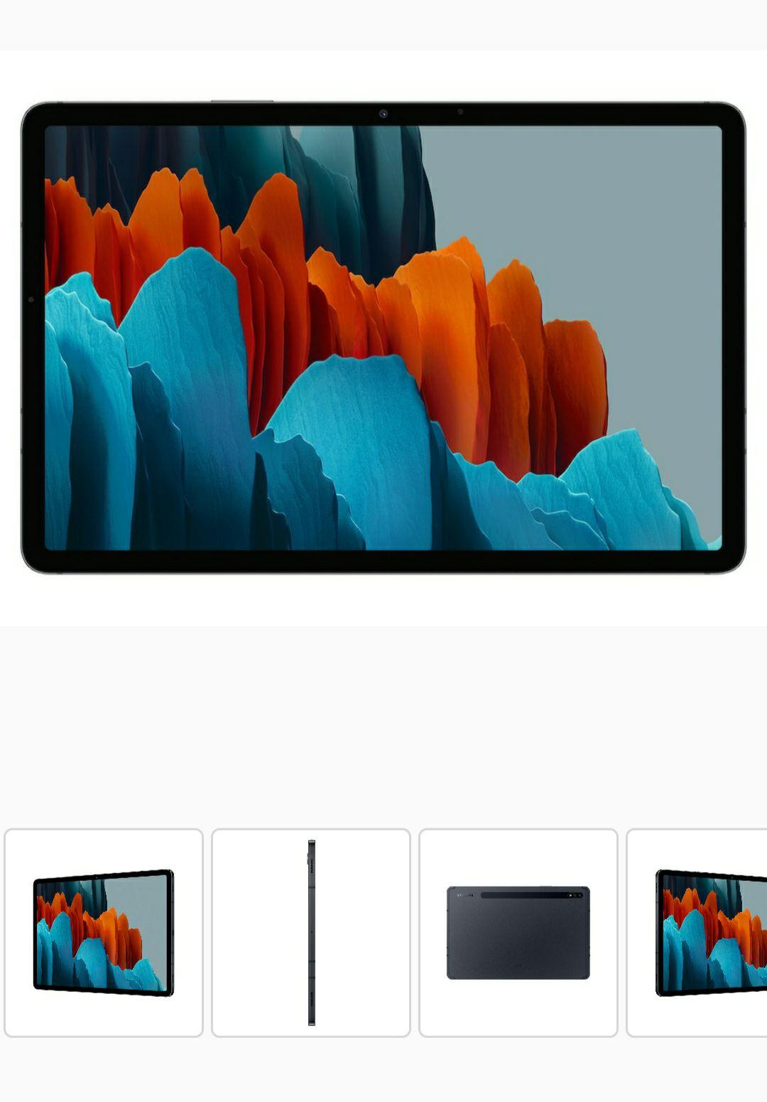 """Liverpool App: Samsung galaxy Tab S7 11"""" 128GB (Pagando con Banorte)"""