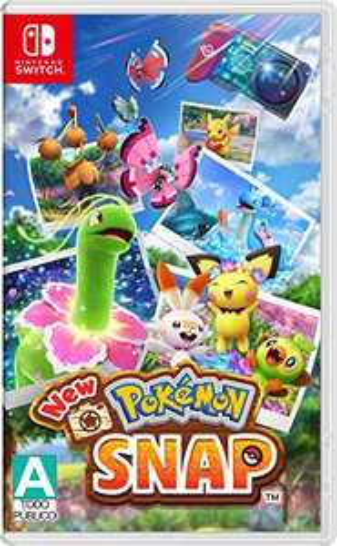Amazon: Preventa - New Pokémon Snap - Standard Edition - Nintendo Switch.