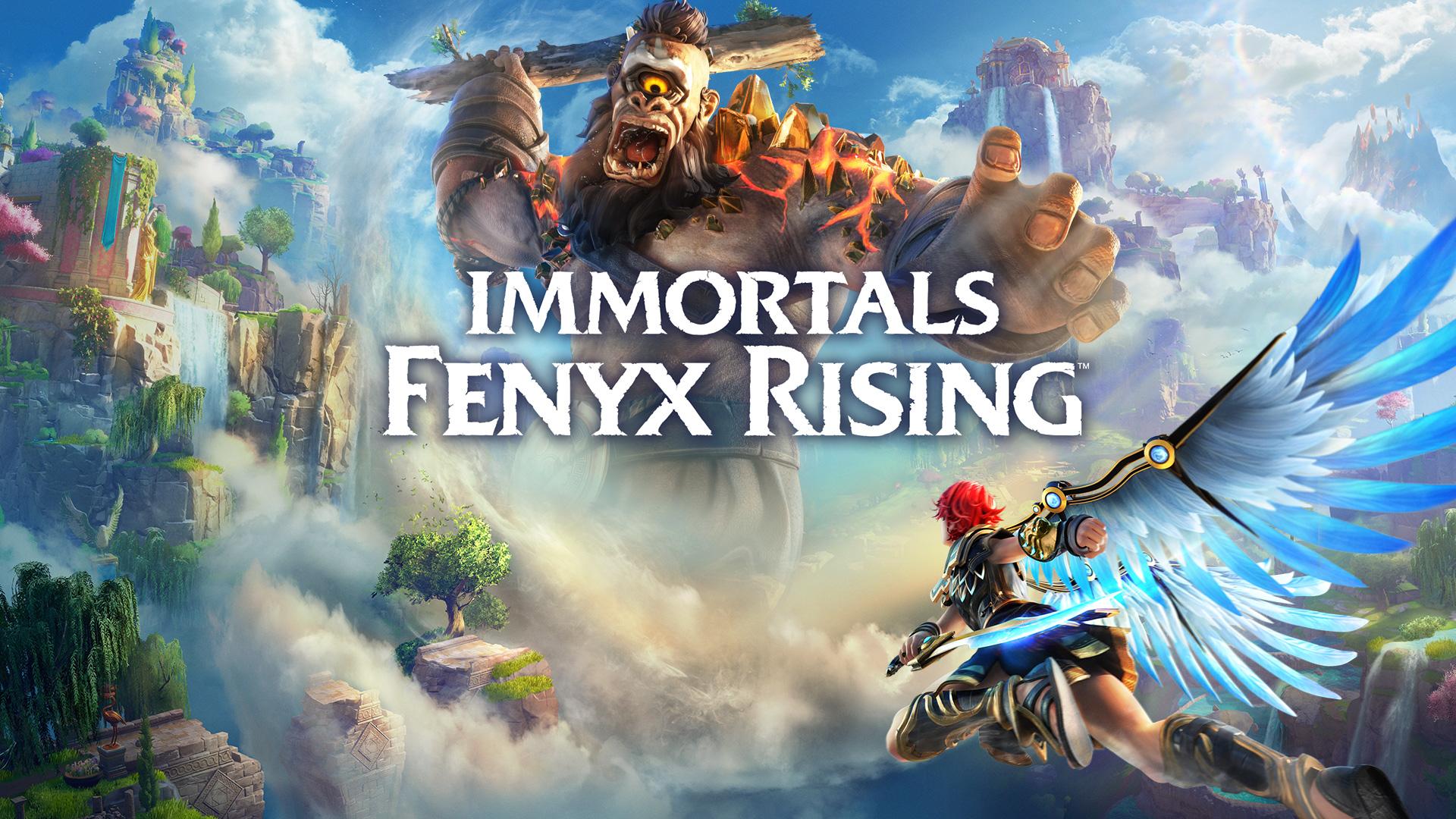 Nintendo eShop: Immortals Fenyx Rising Switch