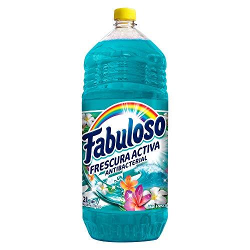 Amazon: Fabuloso Aroma Mar Fresco Limpiador Líquido, 2 L