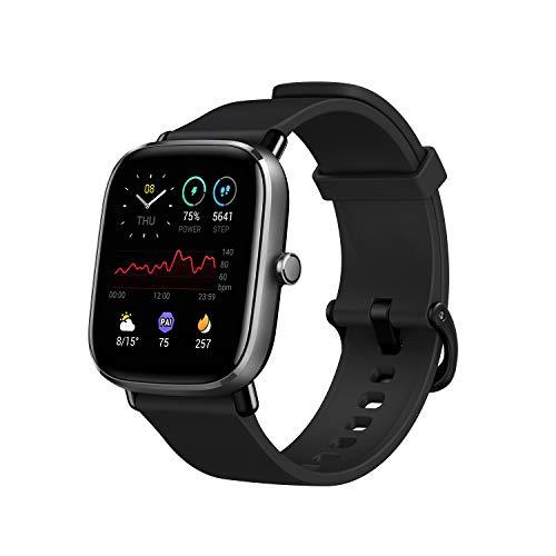 Amazon, Amazfit Smartwatch GTS 2 Mini - Negro - 20mm