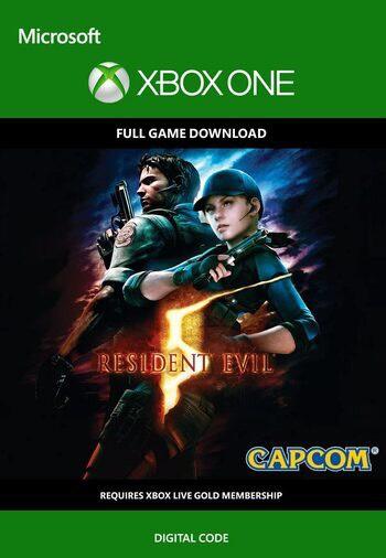 Eneba: RE5 Xbox One VPN Argentina