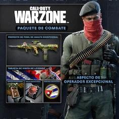 PS Store: Call of Duty®: Black Ops Cold War - GRATIS Paquete de Combate [PS Plus]