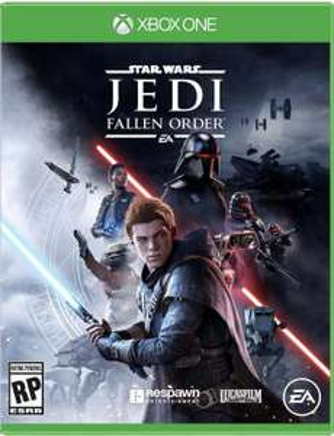 Amazon: Star Wars Jedi Fallen Order Xbox One - Xbox One - Standard Edition