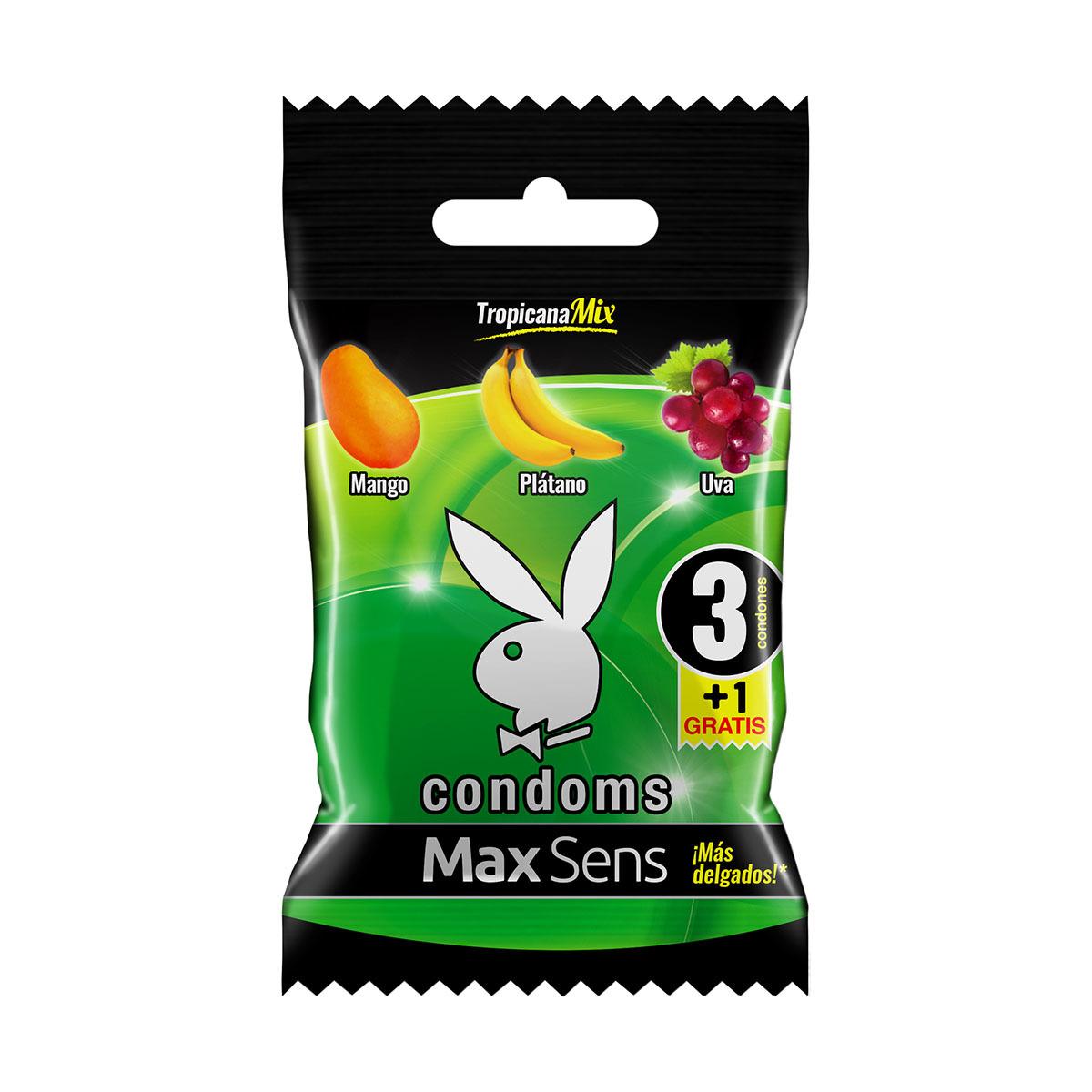 Chedraui condones 3+1 al 2x1 (8 pzas)