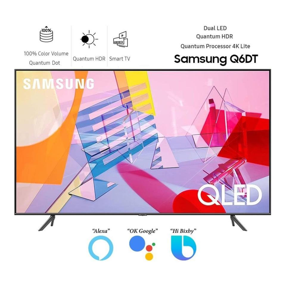 Walmart: TV SAMSUNG 70 Pulgadas Ultra HD 4K Smart TV (Reacondicionada) QLED Hasta 24 Meses Sin Intereses