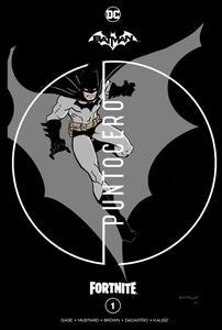 Smashcomics: Reimpresión Batman/Fortnite #1 y #2