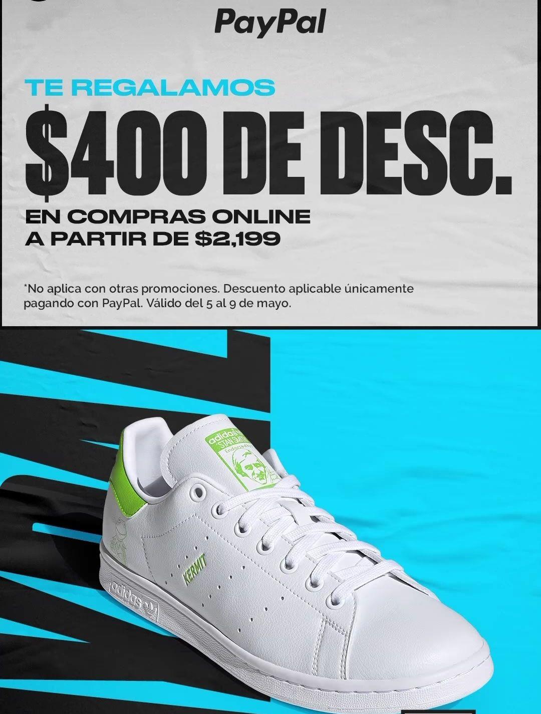 Innvictus: $400 de descuento con PayPal