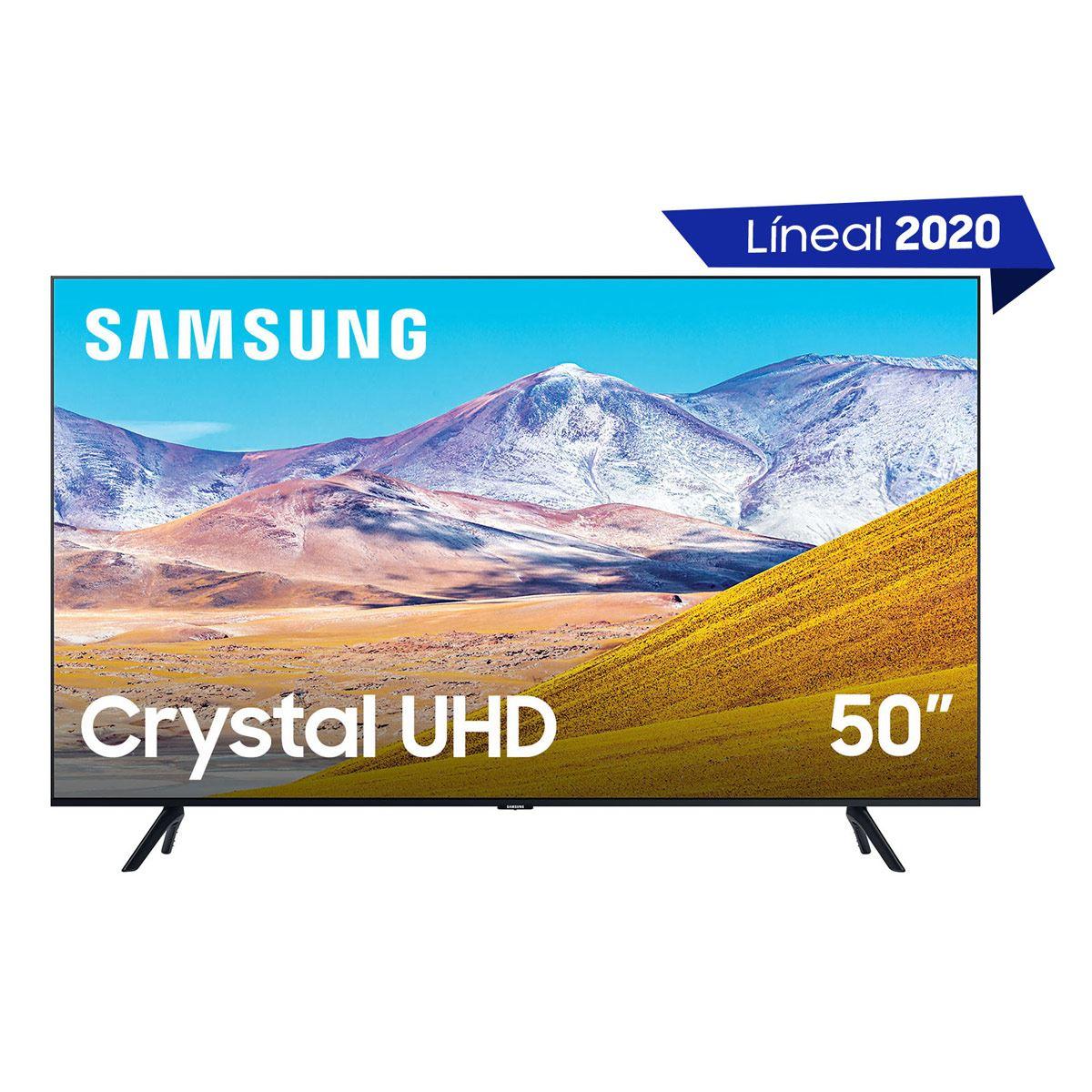 """Claro Shop: Pantalla Samsung 50"""" UN50TU8000 Crystal UHD 4k, de 9295 a 7900 pagando con (TDC Banorte digital)"""