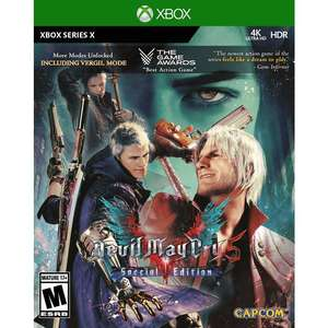 Game Planet: Devil May Cry 5 Special Edition Xbox Series X