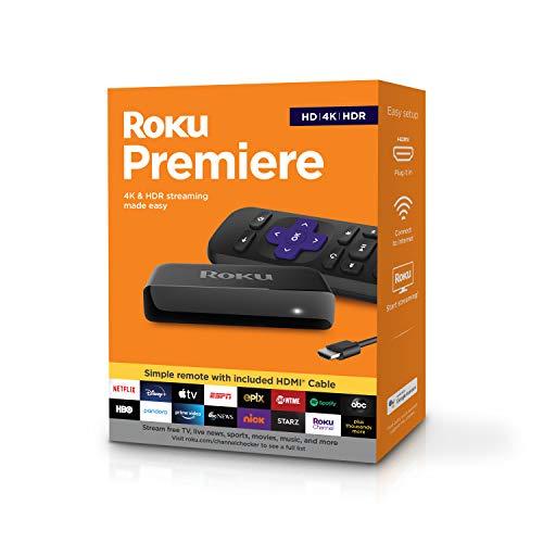Amazon: Roku Premiere HD/4K/HDR