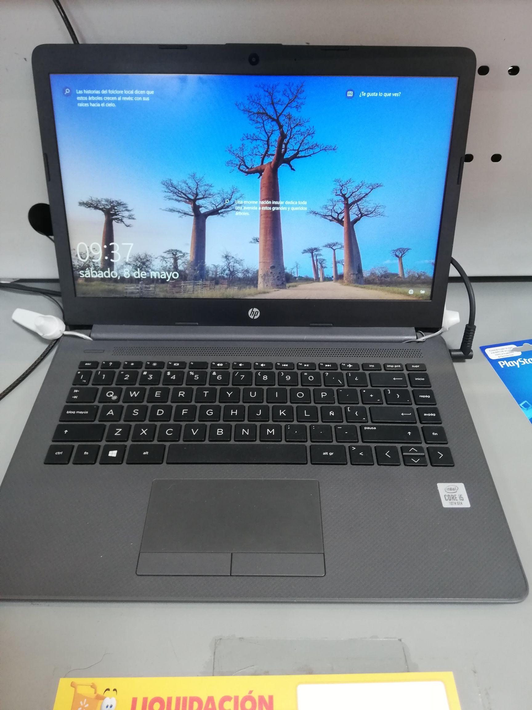 Walmart - Laptop HP i5, 1 Tb, 8 GB RAM
