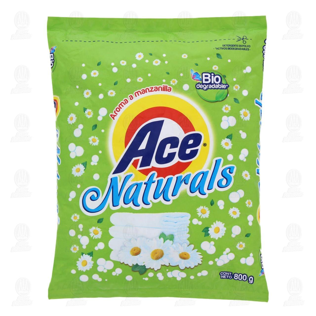 Bodega Aurrerá: Ace Naturals