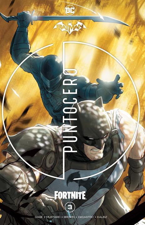 Smashcomics: Batman/Fortnite #3
