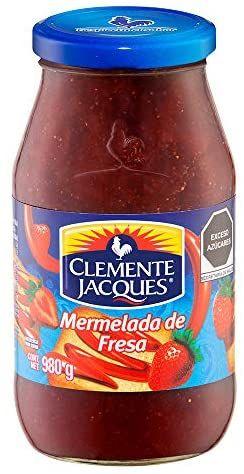 Amazon: Clemente Jacques, Clemente Jacques Mermelada Fresa, 980 gramos