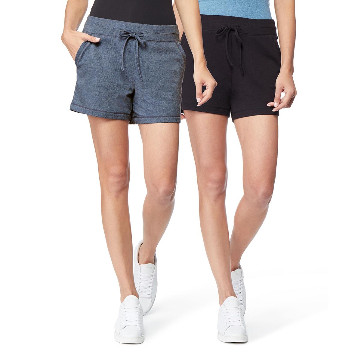 Costco: Paquete de 2 Shorts 32 Degrees Cool, para Dama