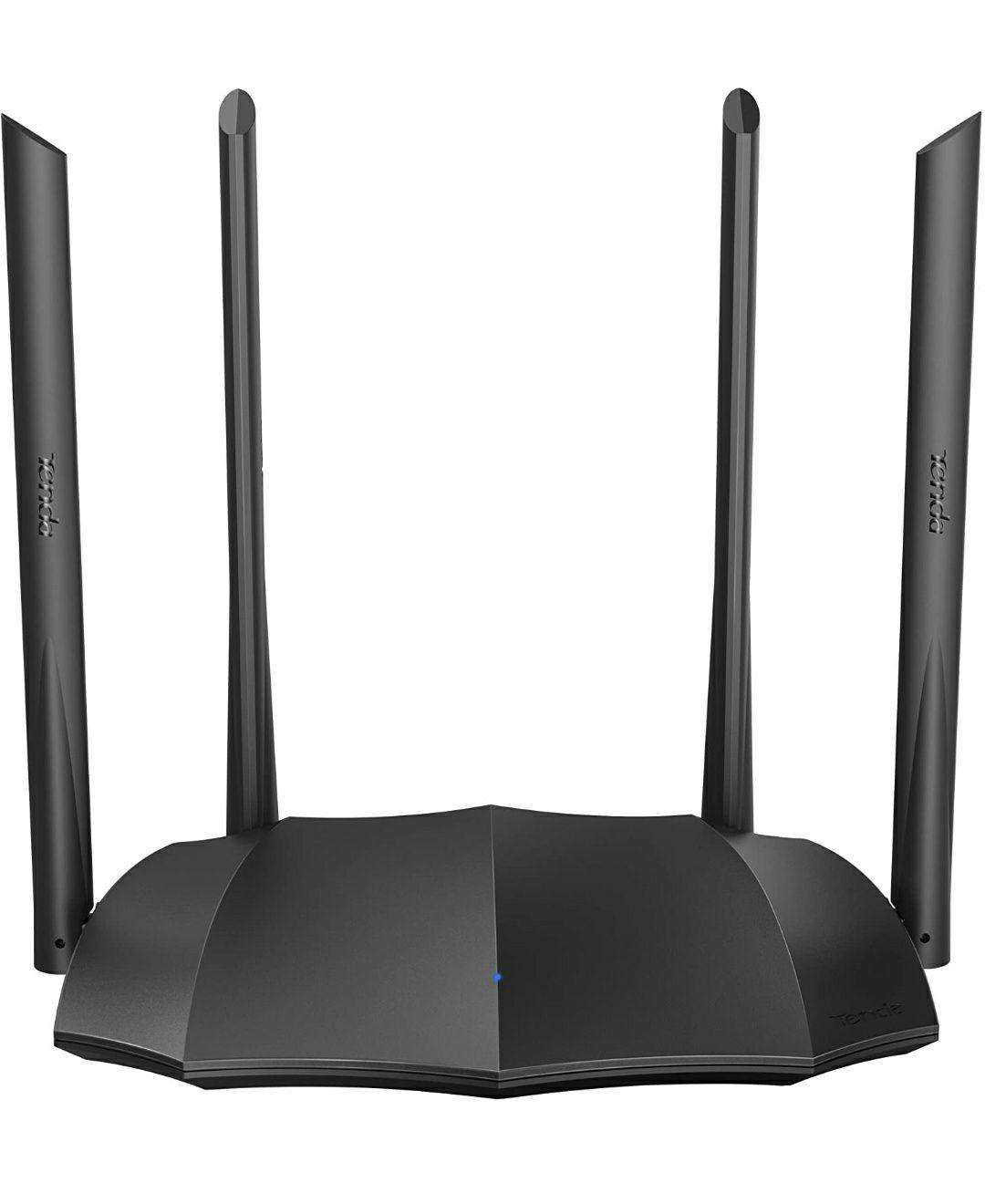 Amazon: Tenda Router AC8 doble banda 2.4Ghz/5.0Ghz