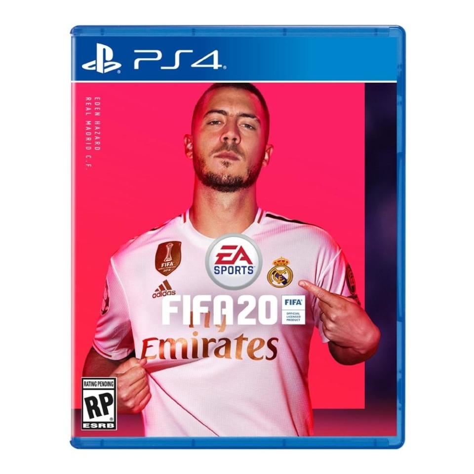 Walmart: Fifa 20 para PS4