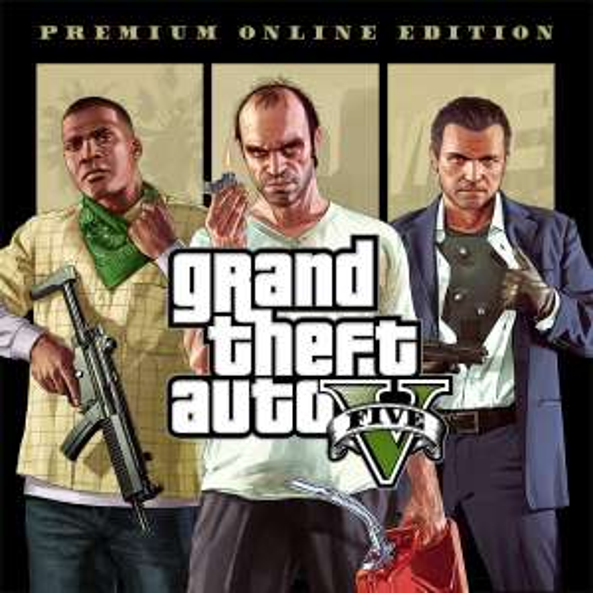 Epic Games: Grand Theft Auto V: Premium Edition